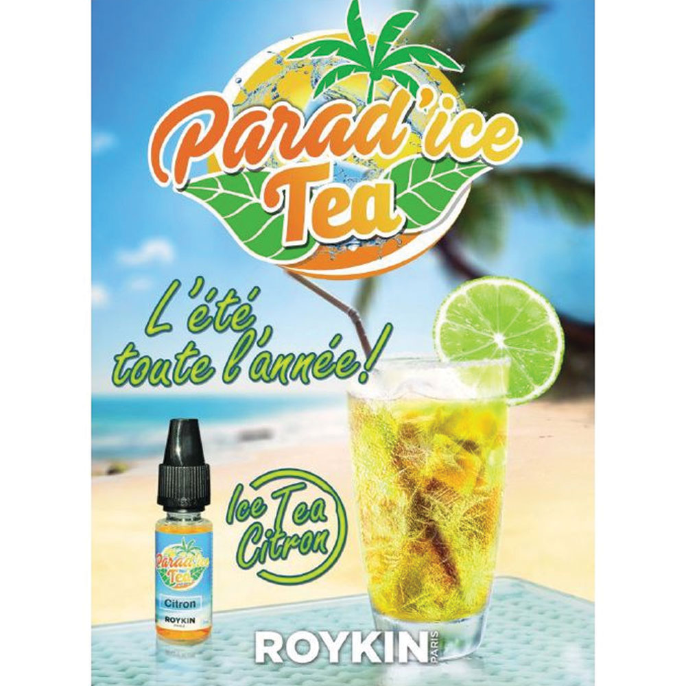 Roykin - parad' ice tea  citron