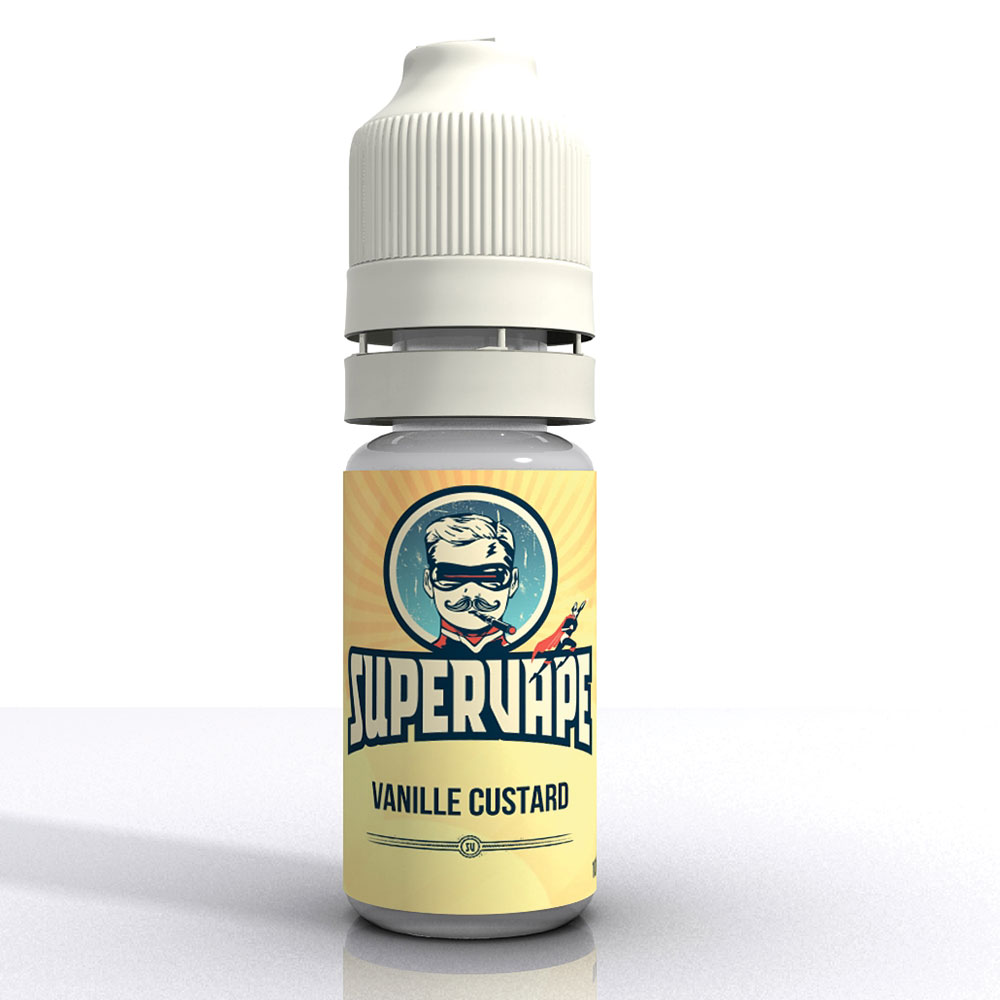 Supervape - vanille custard